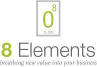 Alchemy portfolio: 8 Elements Logo