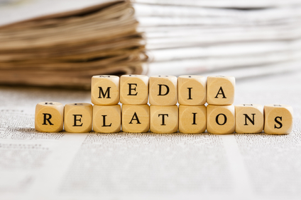 Building media relationships with social media