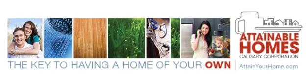 Attainable Homes Calgary