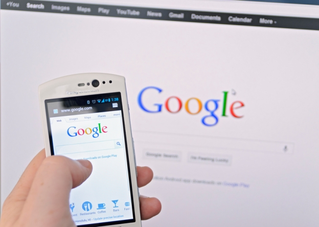 is your website mobile friendly? Google update